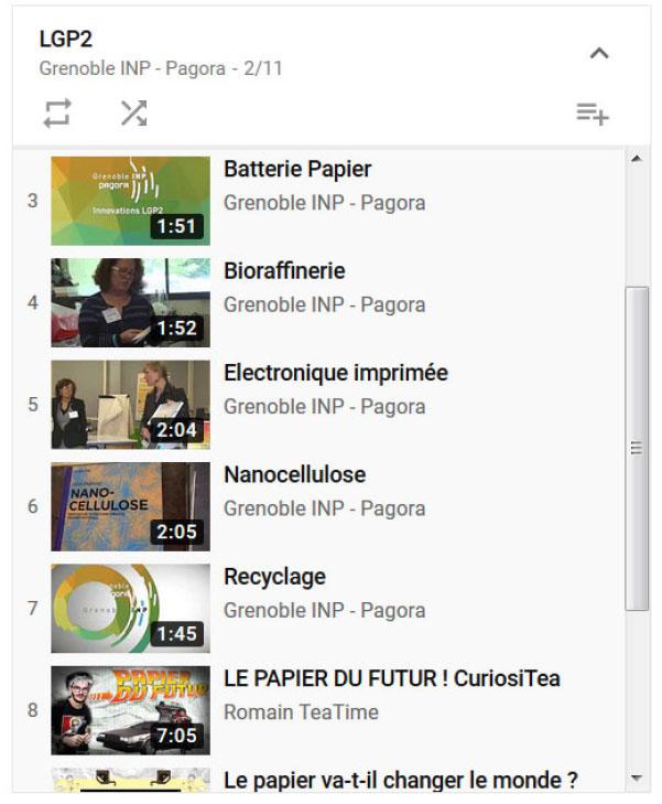 LGP2 vidéos pédagogiques